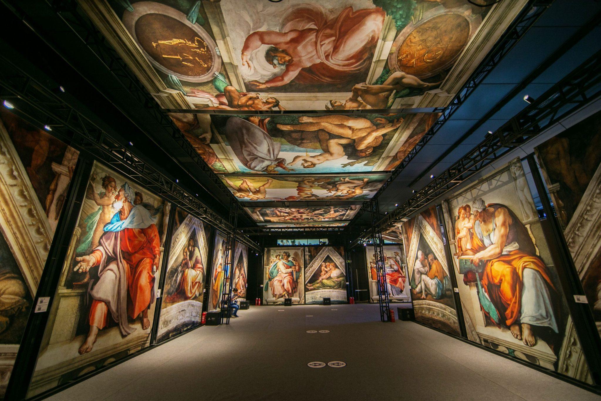 Sistine Charlotte exhibit TICKETS NOW LIVE After Secret Location Unleashed!